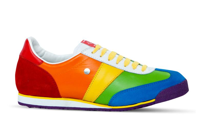volnočasová obuv botas 33C RAINBOW MAKER a3c9ebe2f3