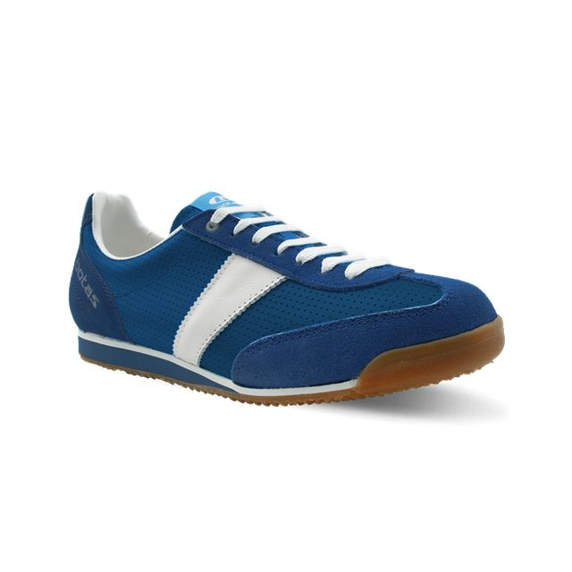 5d89f2bb6d6 nohejbalová obuv botas CLASSIC 08 PRO modrá